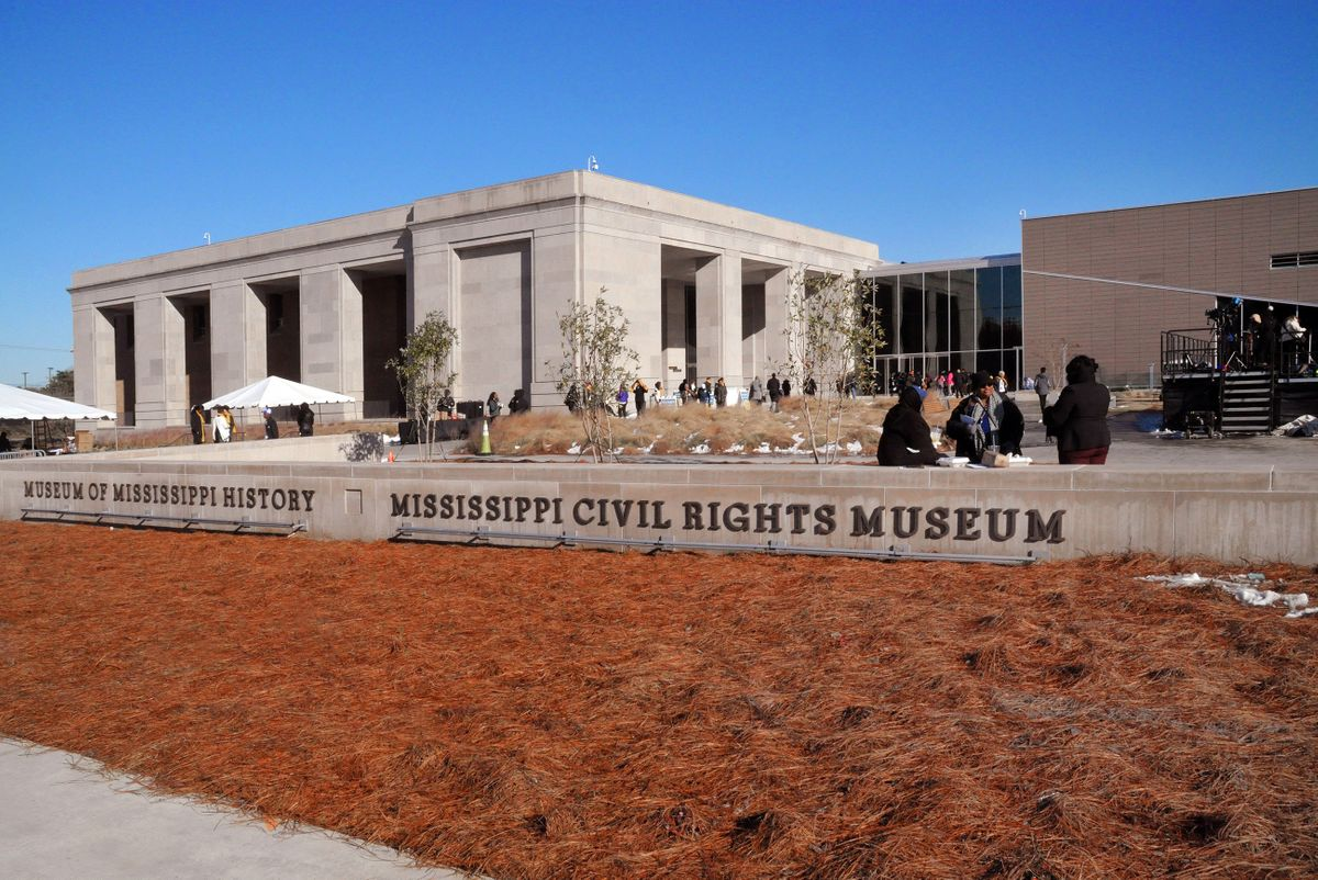 Mississippi Civil Rights Museum und Museum of Mississippi History